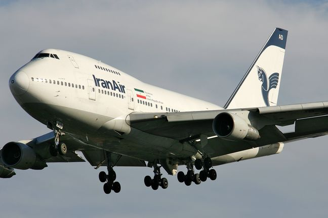 Iran Air to Buy Boeing Planes, First Such Deal in 37 Years