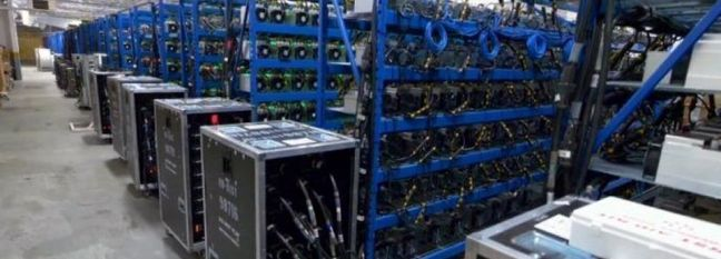 1,100 Unlawful Crypto Mining Farms Busted