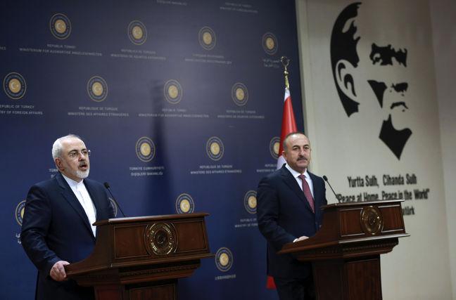 Zarif: Iran, Turkey, Russia are key regional players