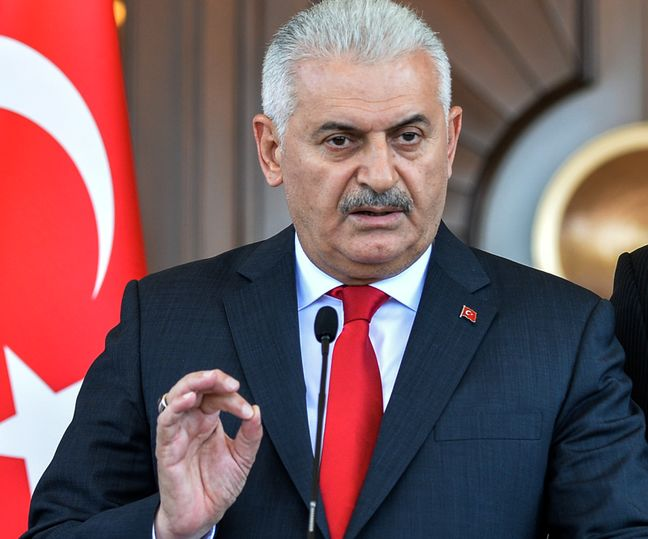 Syria operation to last until threats eliminated: Turkish PM