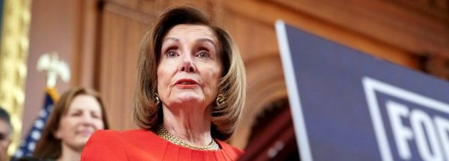Pelosi: House to Vote on Resolution to Limit Trump's Iran Military Action