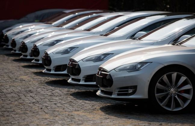 Tesla's China Sales Triple to More Than $1 Billion