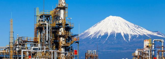 Japan Will Continue Importing Middle East Oil