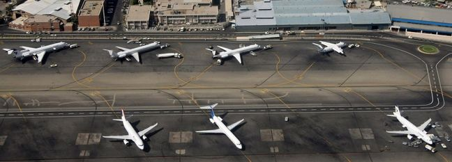 11% Decline in Iran's Q1 Airport Traffic