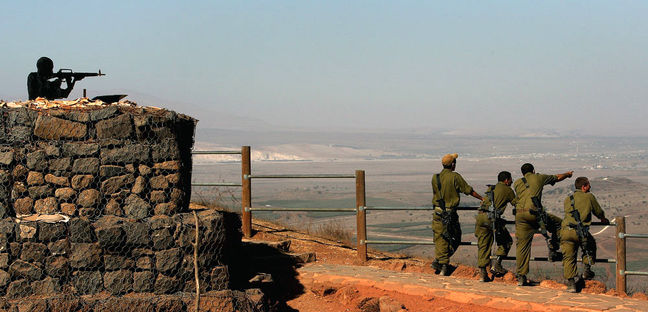 Israel rejects Russian offer to keep Iranian forces 100 km from Golan: official