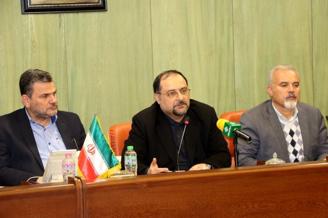 Meeting of Central Council of Iran's Trade and Agricultural Systems Held