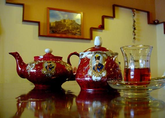 Little Known to the World: Iran's Delectable Tea