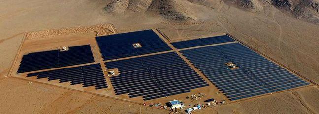 Construction of Biggest Solar Farm Underway in Fars Province