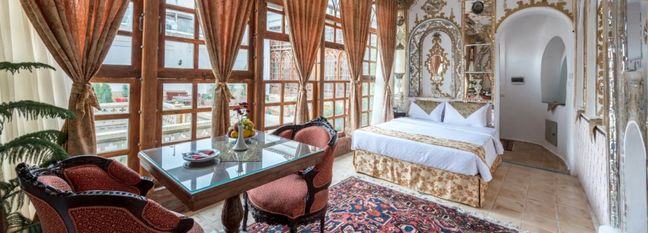 5 Top-Notch Boutique Hotels in Iran