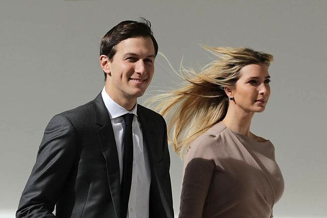 Trump's Biggest Goals at Risk as Kushner Is Sucked Into Probe