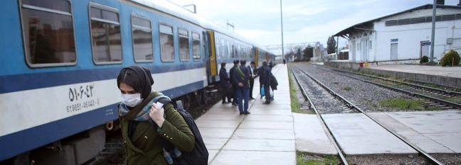 Rail Passenger Trips Down 80%