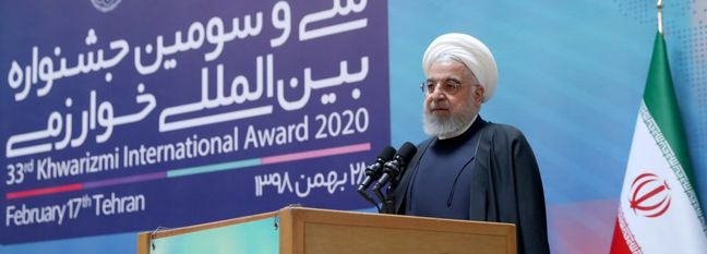 Rouhani Highlights Scientific Achievements