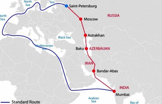 Iran, Russia, India to Meet on International North-South Corridor