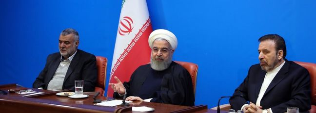 Rouhani Calls for Action on Water Scarcity