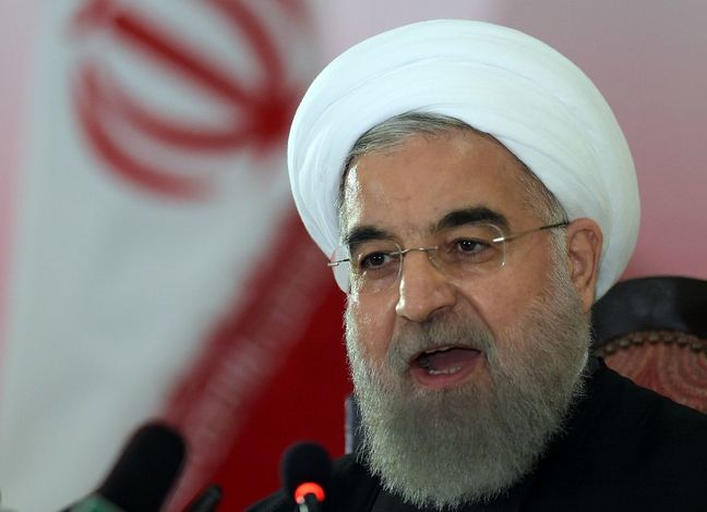 President Rouhani: Iran can become Asia, Europe transport hub