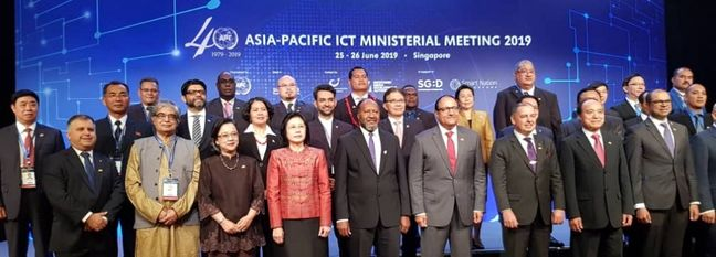 Iran Attends Asia-Pacific ICT Ministerial Meeting