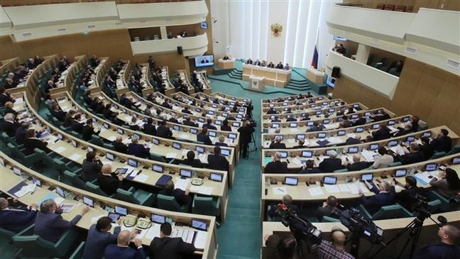 Russian Senate urges US Congress to sustain Iran nuclear deal