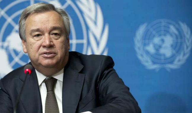UN chief hails Norouz in a message