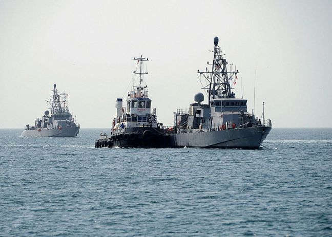 Iran Says U.S. Navy Fires Warning Shots Near Its Vessels