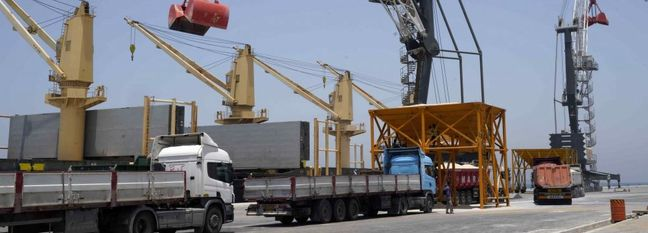 Afghanistan Sends 1st Perishable Cargo to India via Chabahar
