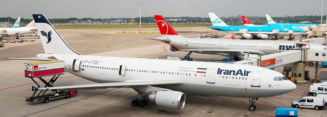 Iran Complains to ICAO Over Airplane Refueling Problems