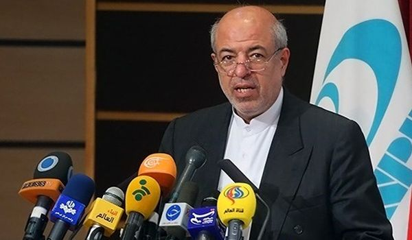 Chitchian: Dlrs 3.5 bn foreign investment in energy sector in post-JCPOA era