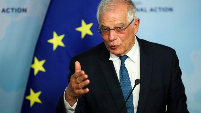 Top EU Diplomat Due in Tehran for Nuclear Talks