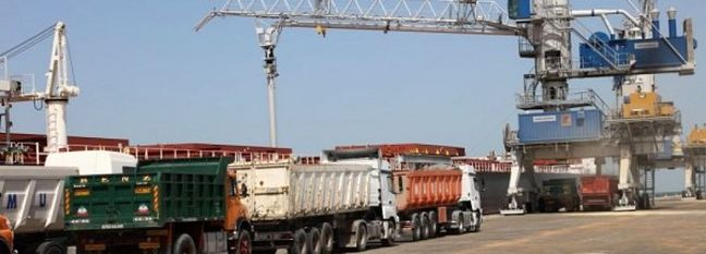 83% Rise in Freight Transport From Chabahar