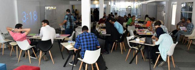 Startup Ecosystems Booming
