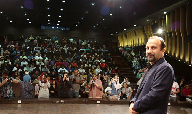 Fans Rush to See Farhadi's 'Salesman'
