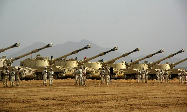 Senate clears way for $1.15 billion arms sale to Saudi Arabia