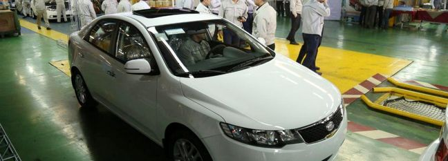Carmakers Taken to Task for Iran Exit