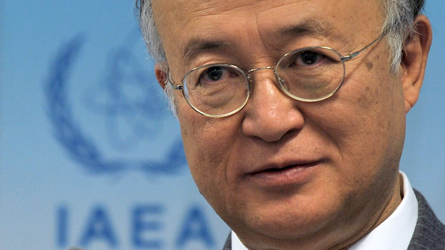 Amano: IAEA continues verification of Iran's nuclear commitments