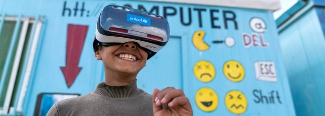 UNICEF to Invest in Tech Startups