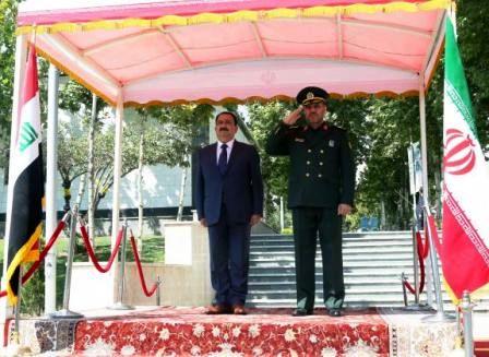 Iran, Iraq united in fighting terrorism in region: Minister