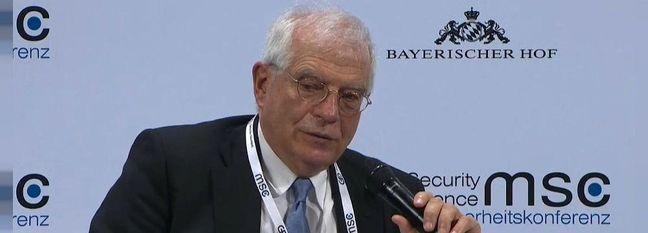 Borrell Focuses on Europeans to Save JCPOA