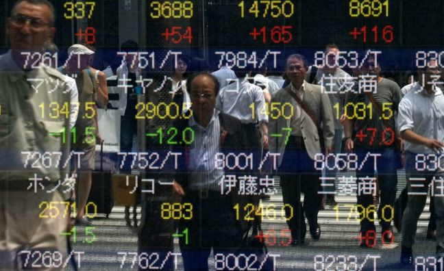 Asian shares, dollar stay close to recent peaks