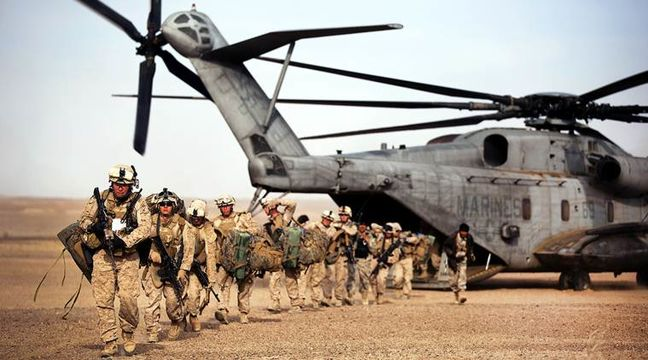 U.S. to send 300 Marines to Afghanistan's Helmand province