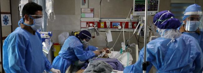 Iran's Corona Infections Top 104,000, Deaths at 6,541