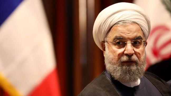 Iranian president: No one will trust US if Trump nixes JCPOA