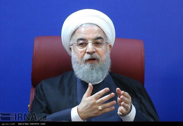 President Rouhani: Iran not initiator of JCPOA violation