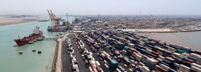 Iran's 21 Commercial Ports Handle 105 Million Tons of Commodities