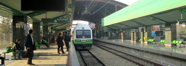 Public Transportation Gets a Boost in Tehran, Qom