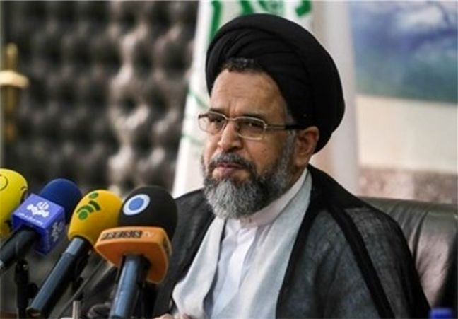 Intelligence Minister: No anti-security agent dares to approach Iranian borders