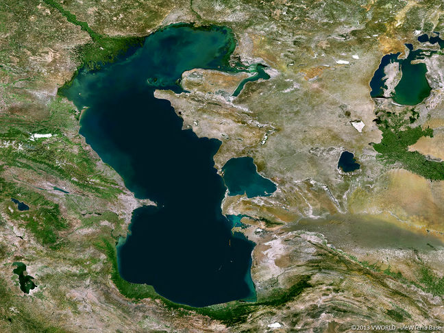 Caspian Water Transfer Plan Opposed