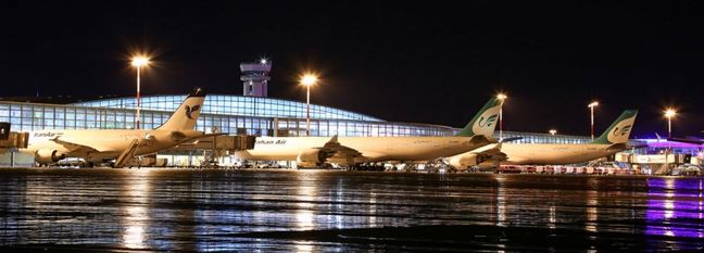 Iran: 6% Rise in Airport Traffic