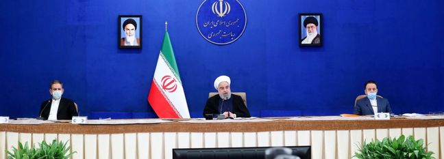 Iran Corona Death Toll Nears 6,000