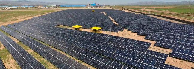 Zanjan Solar Power Plant Hooked to National Grid
