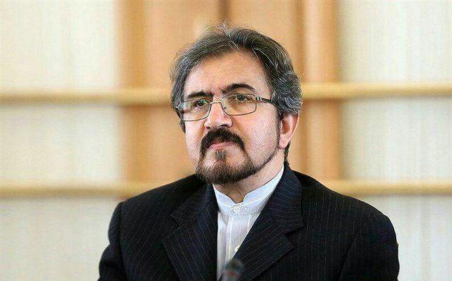 Iran offers condolences over Tu-154 plane crash