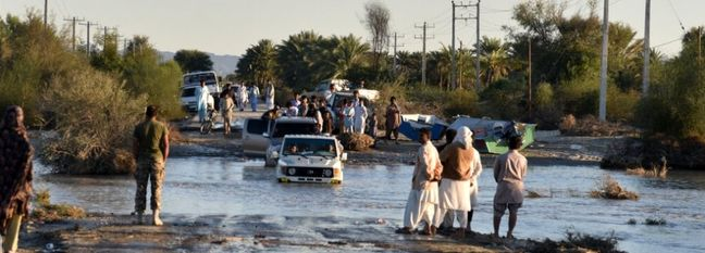 Flood Damages Worth $53m Inflicted on Iran's Sistan-Baluchestan Infrastructure